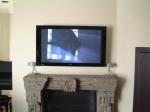 Plasma Fireplace Installation